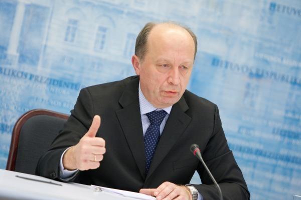 A.Kubilius: politikai turi būti pasiruošę atsistatydinti