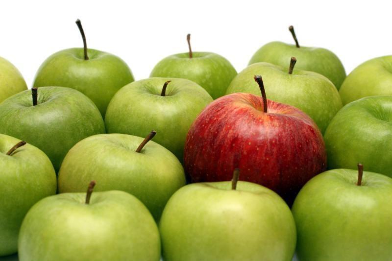 Lietuviškų obuolių kaina per metus prekybos tinkluose beveik nesikeitė