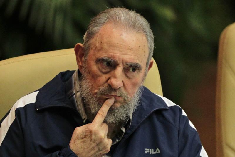 F.Castro 86-ąjį gimtadienį švenčia ne rampų šviesoje