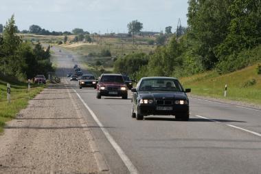Savaitgalį keliuose žuvo dvi moterys