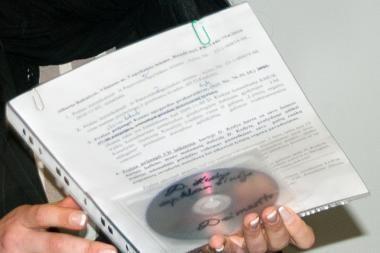 L.Stankūnaitė teismo ruošėsi prašyti neegzistuojančio dokumento