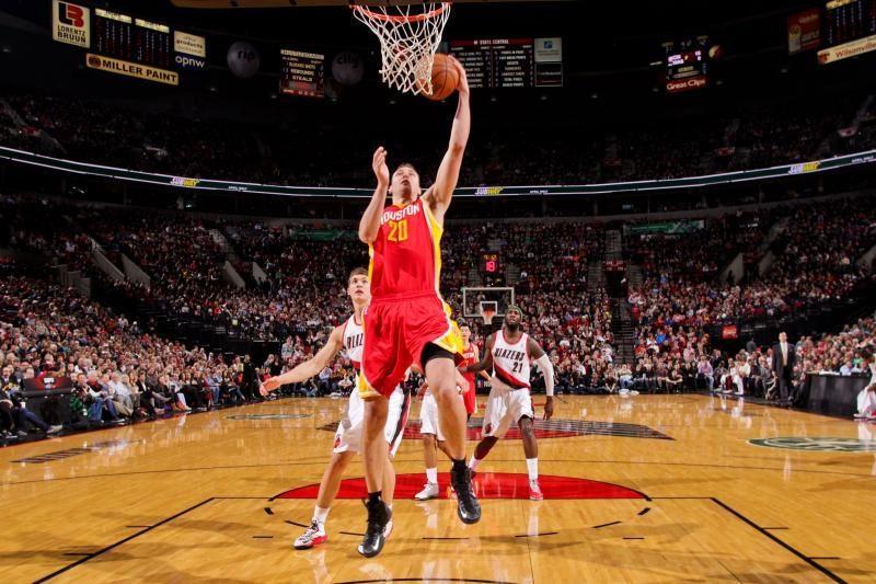 D. Motiejūno klubas užsitikrino vietą NBA atkrintamosiose