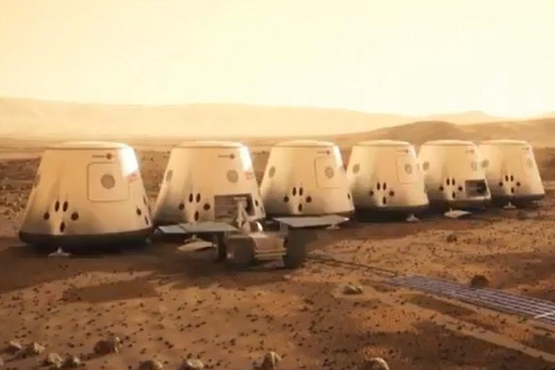 """""""Mars One"""" įkūrėjas: Marse apsisaugoti galima ir lipnia juosta"""