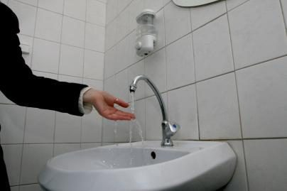 Vanduo bus brangesnis