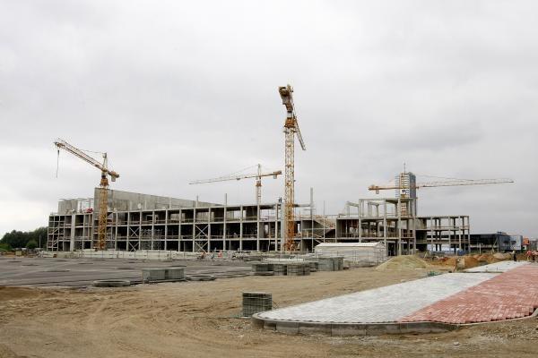 Teismas: Klaipėdos arenos valdytojas parinktas teisėtai