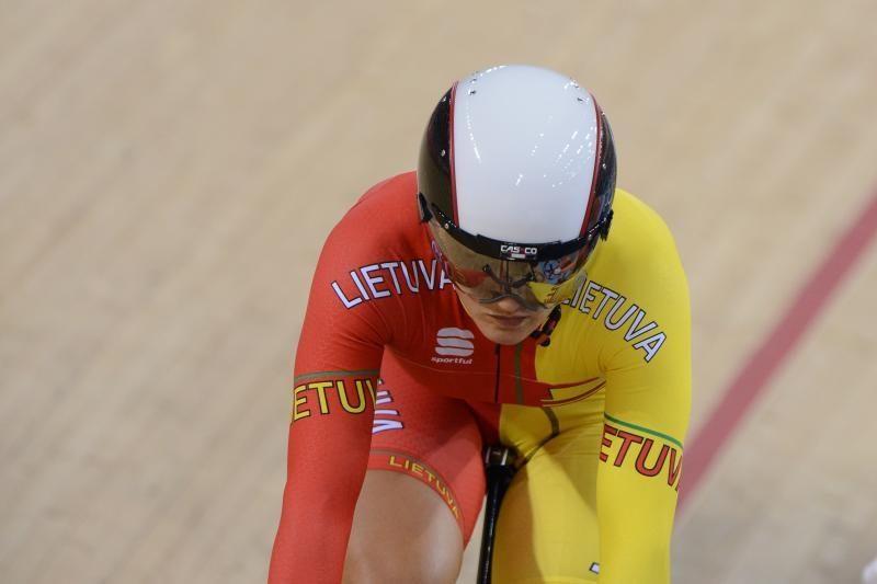 S.Krupeckaitė aplenkė olandę ir pateko į aštuntfinalį