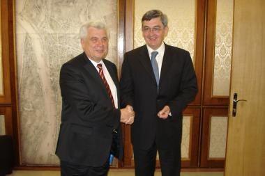 Klaipėdos draugystė su Vokietijos miestais – vis stipresnė