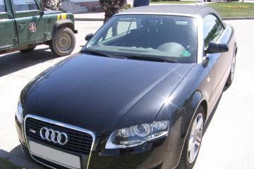 Sulaikytas Vokietijoje neteisėtai išnuomotas automobilis