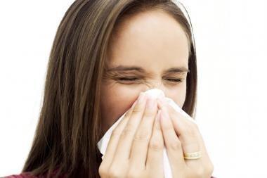 Daugėja alerginių susirgimų tarp moksleivių