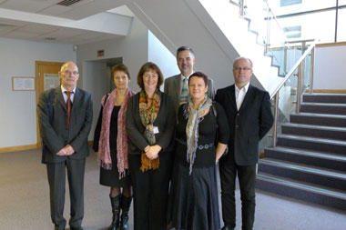 Lietuvos menų srities ekspertams – pirmaujančių Škotijos menų mokyklų patirtis