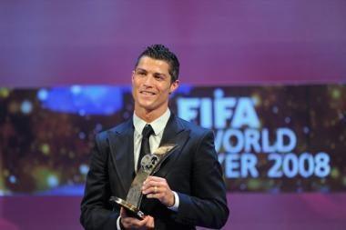 C.Ronaldo - geriausias pasaulyje
