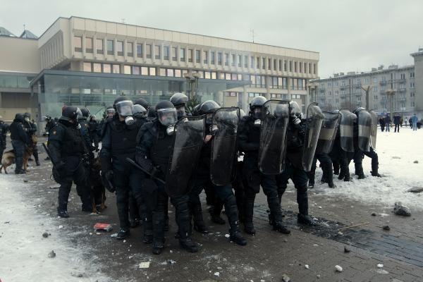 V.Telyčėnas: sausio 16-oji nepasikartos