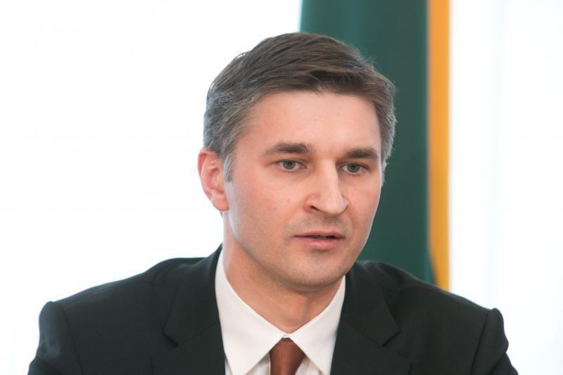 J. Neverovičius: dėl naujos viceministrės interesų konflikto nėra