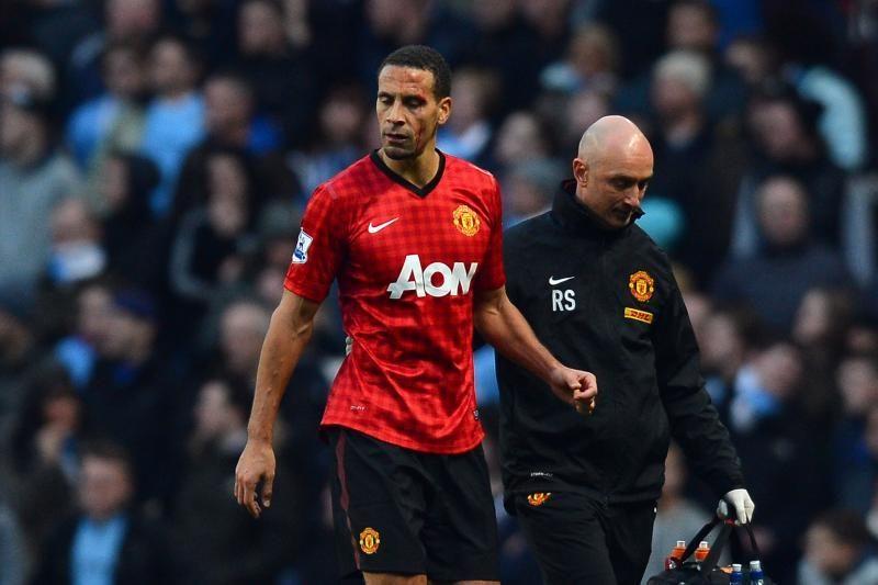 Aistruolio užpultas R. Ferdinandas - ne pirma auka Anglijoje šį sezoną