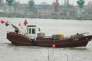 Baltijos žvejams padidintos kvotos