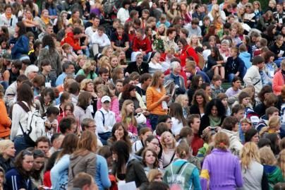 Jaunimą ragins balsuoti Seimo rinkimuose