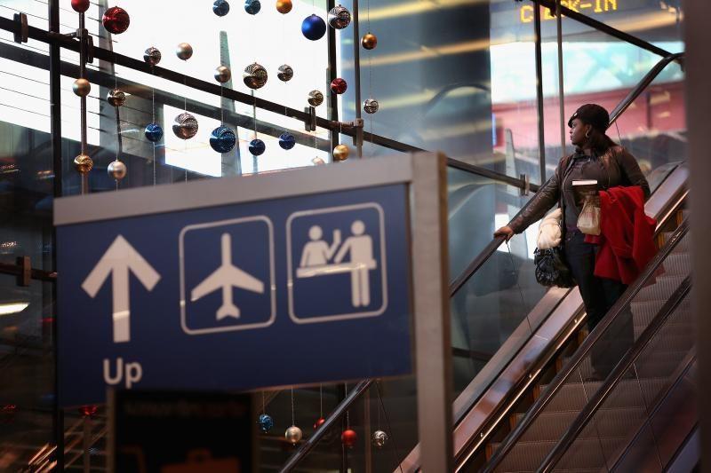 """JAV atsisako """"nurenginėjančių"""" skenerių oro uostuose"""