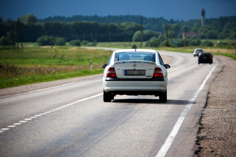 Konfiskuotas ūkininko padargus pavogusio samdinio automobilis