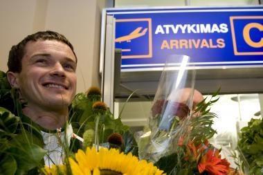 A.Zadneprovskiui - pasaulio taurės etapo sidabras