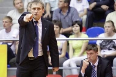 K.Kemzūros ir V.Chomičiaus ekipų pergalės Rusijos krepšinio pirmenybėse