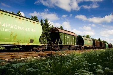Lietuvos ir Baltarusijos ekspertai svarstė tolimesnes pervežimo galimybes geležinkeliais