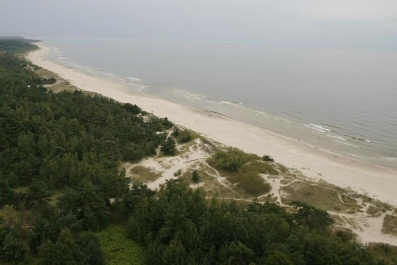 Kada Latvija ratifikuos jūros sutartį, tebelieka neaišku