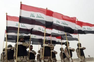 Irako pareigūnai planavo perversmą?