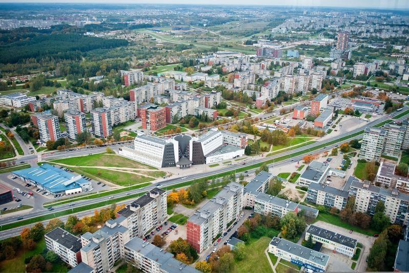 Aplinkos ministerijai pateikta 250 renovuotinų namų Vilniuje sąrašas