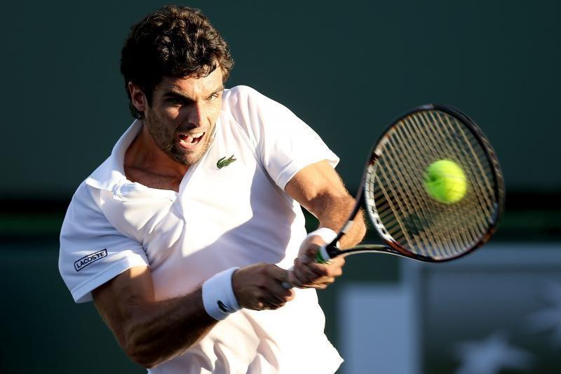 Sensacija ATP vyrų teniso turnyre Maroke