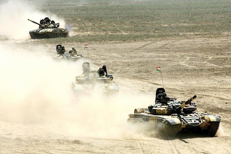 Tadžikistane per susirėmus su sukilėliais žuvo mažiausiai 10 karių