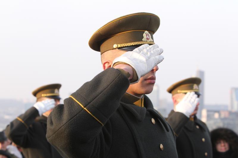 Lietuvos kariuomenei - bankrutavusio Afganistano banko skola