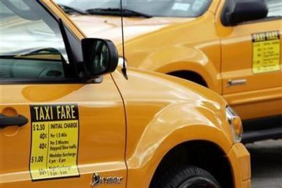 Niujorke važinės daugiau ekologiškų taksi