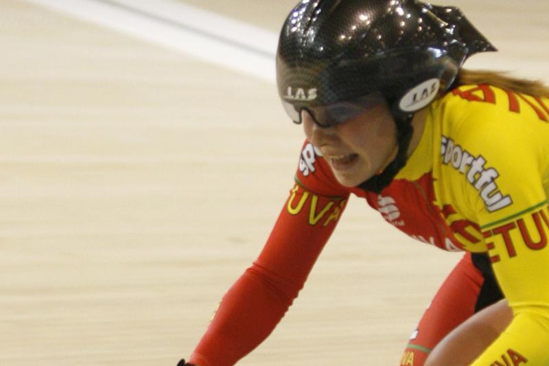 A. Trebaitė - Europos vicečempionė, G. Bagdonui atiteko bronza