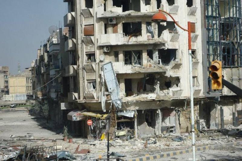 Jungtinių Tautų pasiuntinys prašo nutraukti smurtą Sirijoje