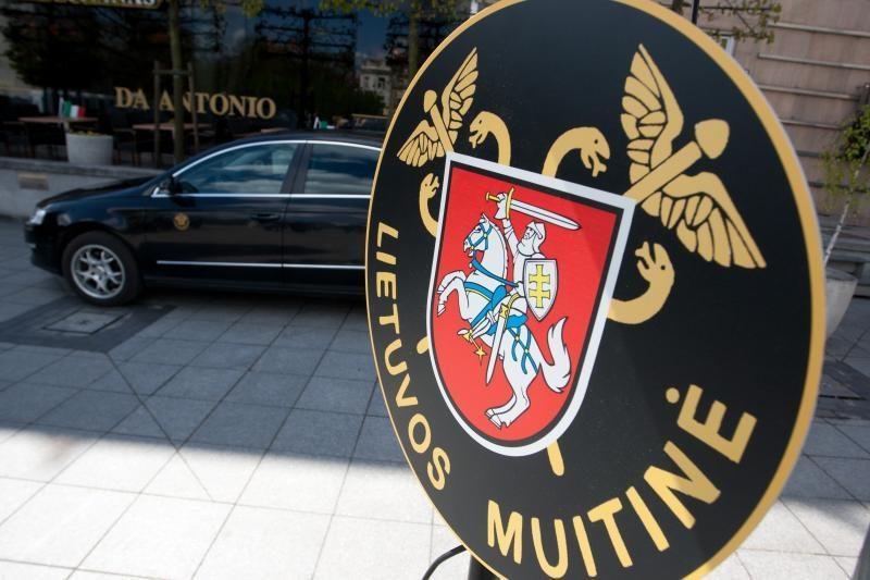 Muitininkai sulaikė kontrabandos už 3,5 mln. litų
