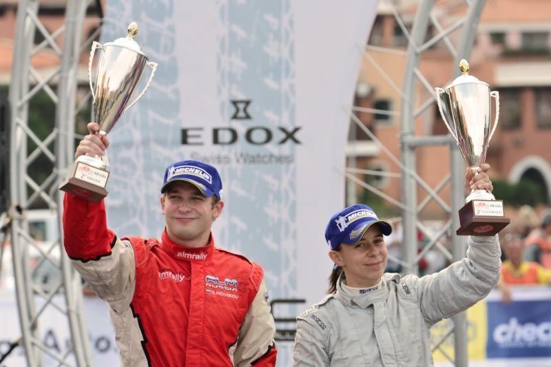 Suomijos lenktynininkas triumfavo Italijos ralyje