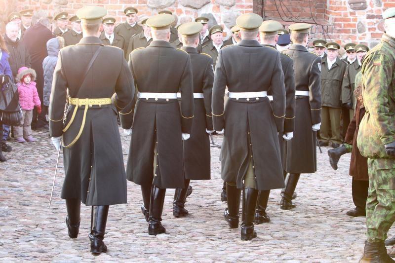 JAV Lietuvos kariuomenei suteiks paramos už 21 mln. litų
