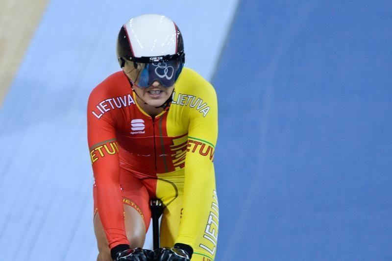 S.Krupeckaitė fantastišku sprintu įlėkė į ketvirtfinalį