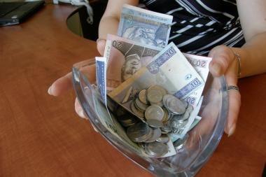 Kauno biudžetas – vis dar skylėtas