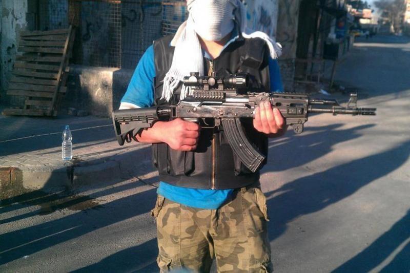 Damasko priemiestyje per apšaudymą žuvo septyni žmonės