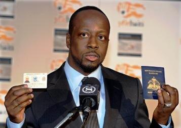 Hiphopo atlikėjas sieks Haičio prezidento posto