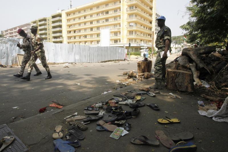 Dramblio Kaulo Krante per Naujųjų sutiktuves žuvo 60 žmonių