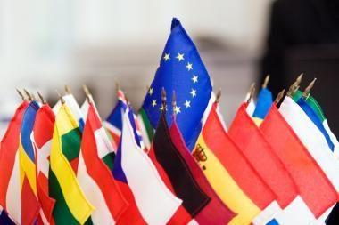 Aštuonios Europos šalys prisijungė prie ES sankcijų Baltarusijos valdininkams