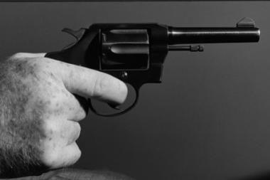Kaimo parduotuvėje - ginkluotas apiplėšimas