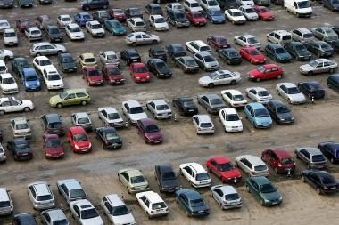 Sostinėje atidarytas naudotų automobilių prekybos centras
