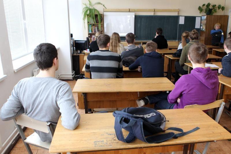 Lietuva ES išsiskiria dideliu mokytojų moterų skaičiumi