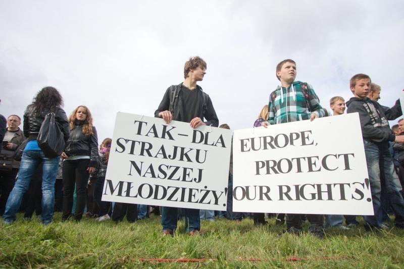 Pirmadienį Lietuvos-Lenkijos ekspertai baigs diskusijas dėl švietimą