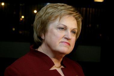 K.Prunskienė prisipažino pasirinkusi Šatrijos Raganos vardą