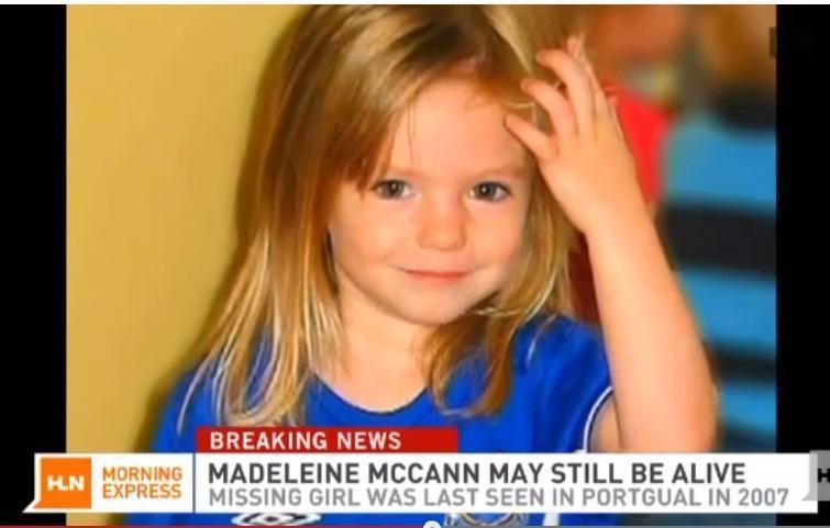 Naujojoje Zelandijoje gyvenanti mergaitė gali būti dingusi Madeleine?