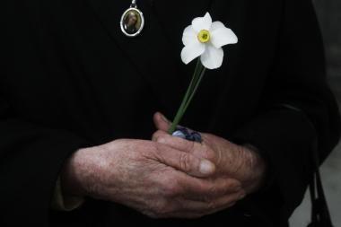 Per sprogimą Kosove žuvo vienas žmogus